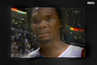 a thumdnail for published video. Testing Chris Bosh